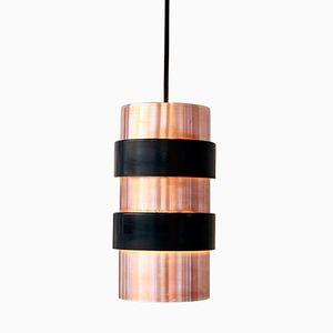 Model Eiffel Copper Pendant by Jo Hammerborg for Fog & Mørup