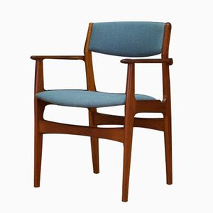 Mid-Century Danish Teak Chair from Nova