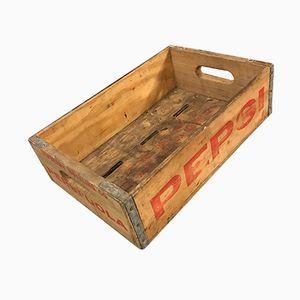 Vintage American Pepsi Crate