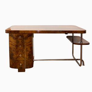Writing Desk by Jindrich Halabala for UP Zavody, 1930s