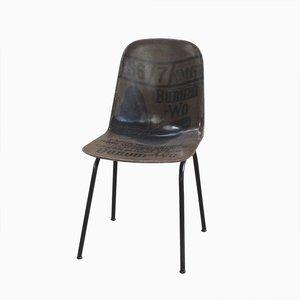 Coffee Bean Bag Chair by Ben Blakebrough