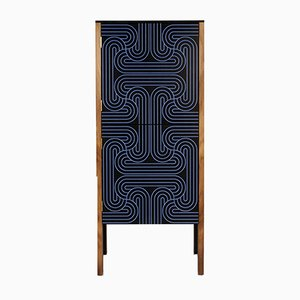 Loop Cabinet (Tall) by Coucou Manou