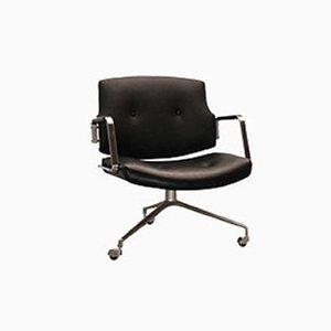 Swivel Chair by Preben Fabricius & Jørgen Kastholm for Kill International, 1965