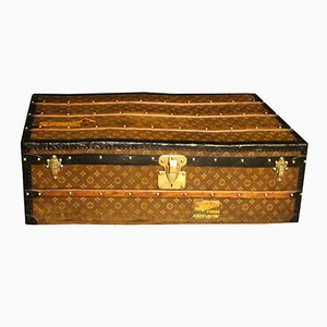 Antique Steamer Trunk from Louis Vuitton