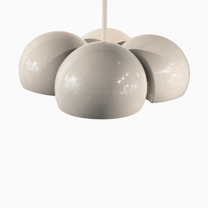 Mid-Century Ecatombe Hanging Lamp by Vico Magistretti
