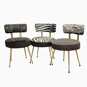 Mid-Century Chairs from Pelfran, 1953, Set of 3