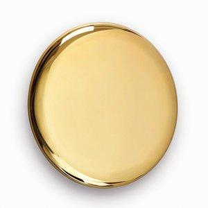 Beauty Mirror en Or par Michael Anastassiades