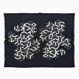 Couverture Circles By Compass Blanket par Roberta Licini