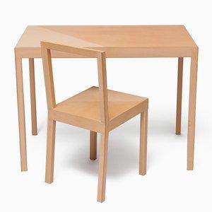 Prototypes Table et Chaise Forever par Lina Patsiou
