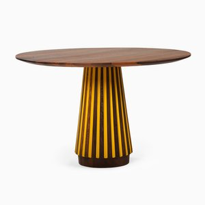 Sefefo Color Series Dining Table by Patricia Urquiola