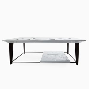 Tamiso T1406 Squared Low Table by Marco Zanuso Jr.