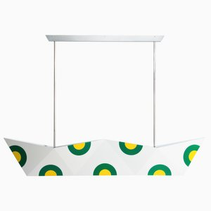 Deriva Decoration 2 Hanging Lamp by Alessandro Mendini