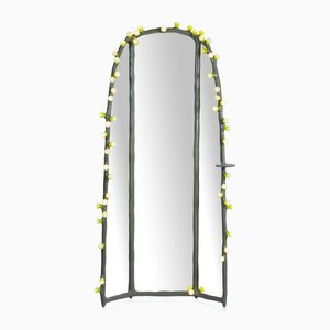 LEDS Clay Dressing Mirror by Bertjan Pot and Maarten Baas for DHPH