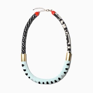 Knoll Textiles Multi Necklace by Nektar De Stagni