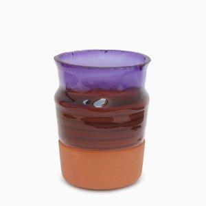 Overlay Vase Small by Ilaria Innocenti