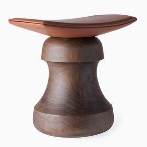 Roi Stool by Christophe Delcourt