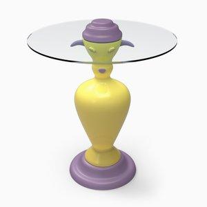 Dolly PETit Tisch von Anna Gili