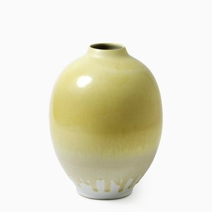 Vase in Citrus & White No.1 by Tortus Copenhagen