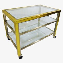 Trolley Serving Table by Maison Jansen