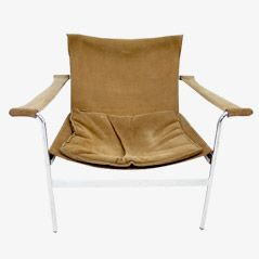 D 99-L Sling Lounge chair by Hans Könecke for Tecta, 1965