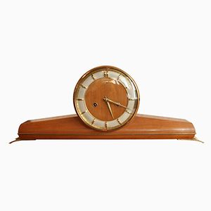 Mid-Century Mantel Clock from Junghans