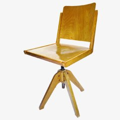 Forum Stadtpark Chair by F. Schuster for Wiesner-Hager, 1959