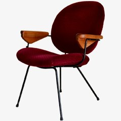 Kembo' Easy Chair by W.H. Gispen