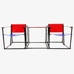 TM61 Table and FM60 Chairs from Pastoe