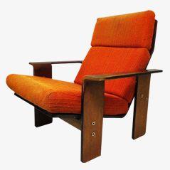 SZ77 Sessel von Martin Visser für 't Spectrum, 1969