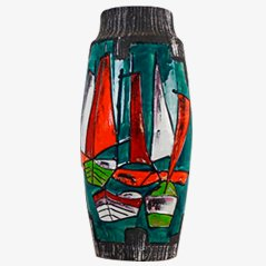 Large Ceramic Vase from Scheurich