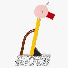 Tahiti Lampe von Ettore Sottsass von der Memphis Group, 1980er