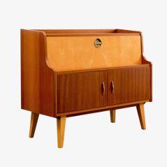 Maple and Makore Dresser, 1950s