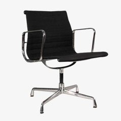 Vintage EA 108 Stuhl von Charles Eames für Vitra