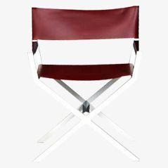 Helleu Stuhl von François Russo für Poltrona Frau
