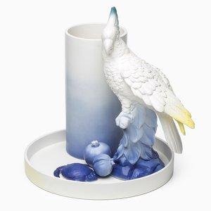 Natura Morta with Parrot par Giorgia Zanellato pour Fabrica