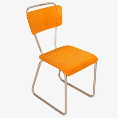 Vintage Chair by CH. Hoffmann for Gispen, 1952