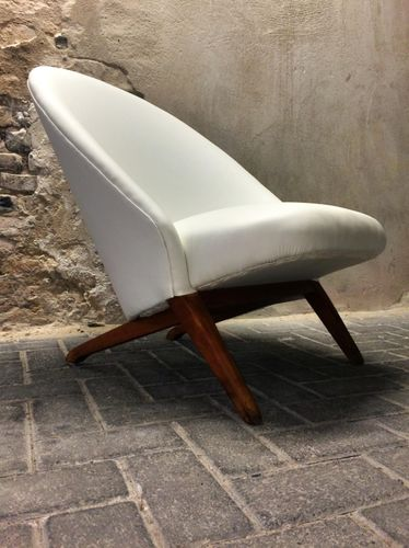 Lounge chair by theo ruth for artifort 1958 for sale at for Artifort chaise lounge