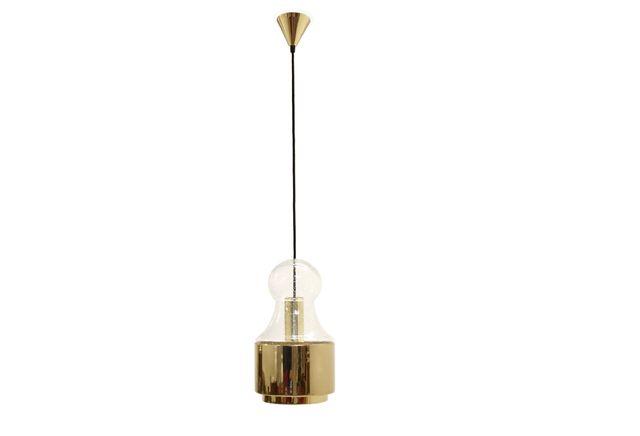 Skandinavische Deckenlampe von Jonas Hidle f?r H?vik Lys AS, 1970er ...