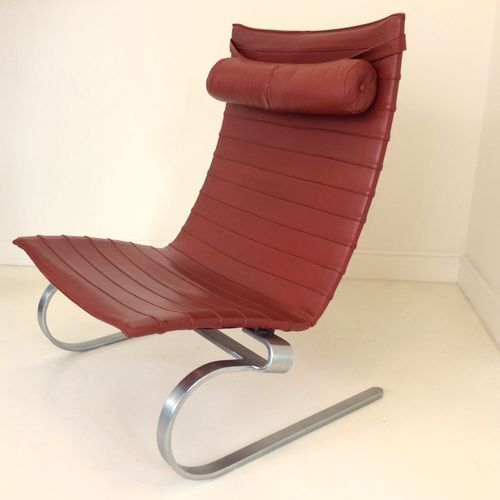 PK20 Lounge Chair By Poul Kjaerholm For Fritz Hansen 1980 For Sale At Pamono
