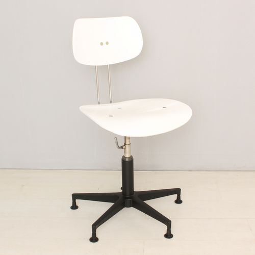 b rostuhl von egon eiermann bei pamono kaufen. Black Bedroom Furniture Sets. Home Design Ideas