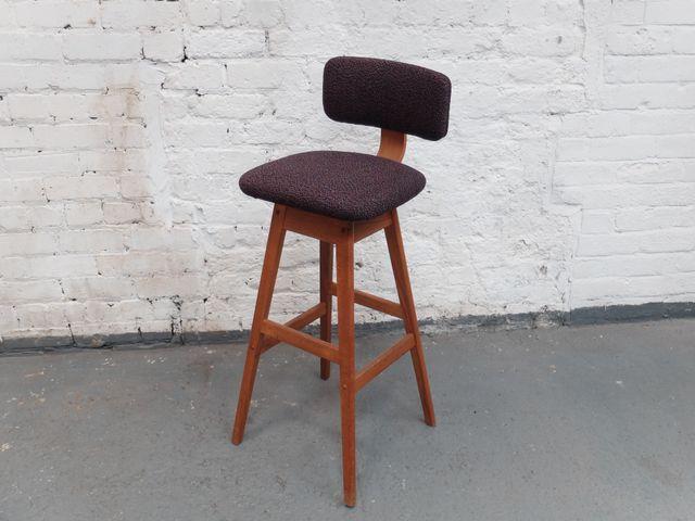 Mid Century Danish Bar Stool from AS Vamdrup Stolefabrik  : mid century danish bar stool from as vamdrup stolefabrik from www.pamono.co.uk size 640 x 480 jpeg 36kB