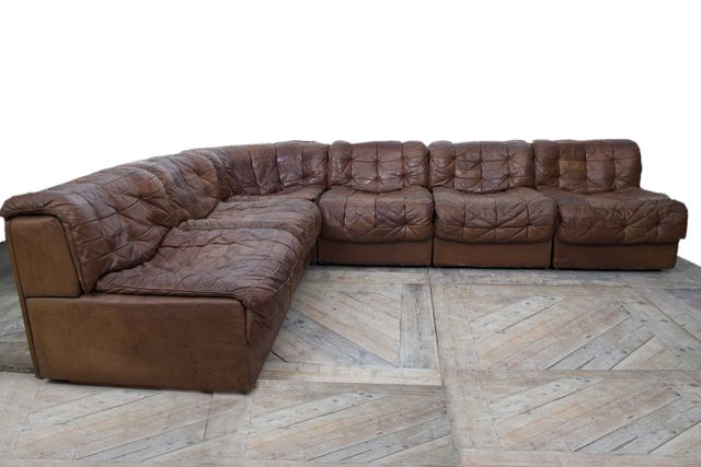 Ds11 L Shaped Modular Sofa From De Sede 1960s For Sale At Pamono