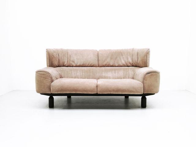 bull sofa von gianfranco frattini f r cassina 1987 bei. Black Bedroom Furniture Sets. Home Design Ideas