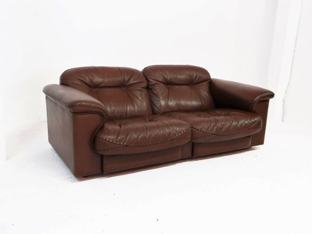Vintage DS-101 Lounging Sofa from de Sede for sale at Pamono