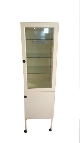 Vintage Steel Medical Cabinet, 1960s For Sale At Pamono