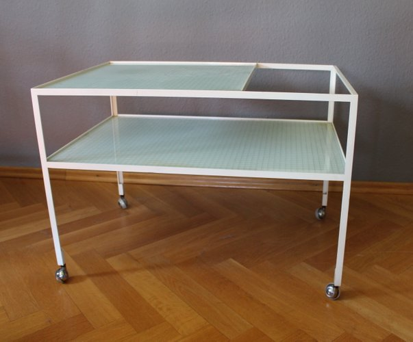 Vintage serving cart by herbert hirche for sale at pamono - Sofa herbergt s werelds ...