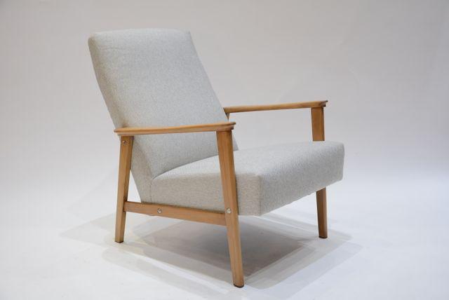 vintage ddr polsterstuhl bei pamono kaufen. Black Bedroom Furniture Sets. Home Design Ideas