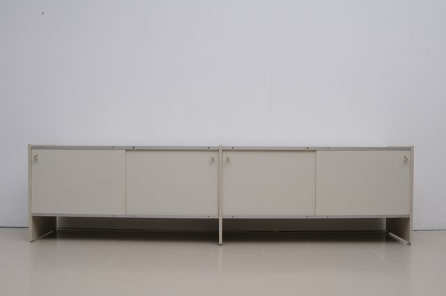 rz 57 sideboard von dieter rams f r otto zapf 1957 bei pamono kaufen. Black Bedroom Furniture Sets. Home Design Ideas