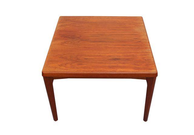 Vintage Teak Coffee Table by Henning Kjaernulf for Vejle  : vintage teak coffee table by henning kjaernulf for vejle mobelfabrik from www.pamono.co.uk size 640 x 447 jpeg 14kB