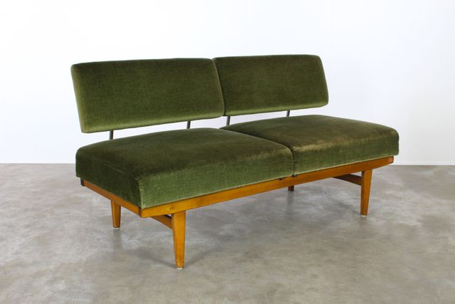 Vintage Stella Magic Daybed By Walter Knoll For Knoll For